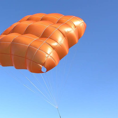 Noodparachutes